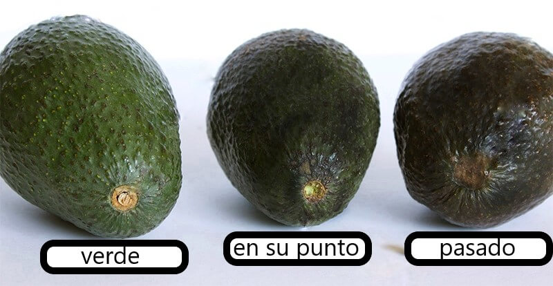 color aguacate