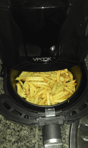 Patatine fritte VPCOK